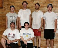 Barre-Montpelier Coed Floor Hockey Winter 2012 Champs