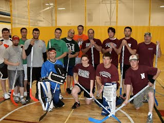 Vermont Floor Hockey Cup Winter 2012